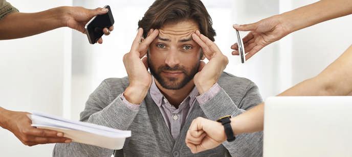 2. Нужно быть готовым к стрессам
