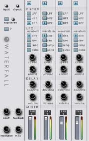 Waterfall FX Delay