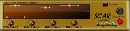 AcmeBarGig Scar Tube distortion
