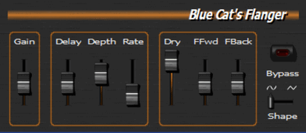Blue Cats Flanger