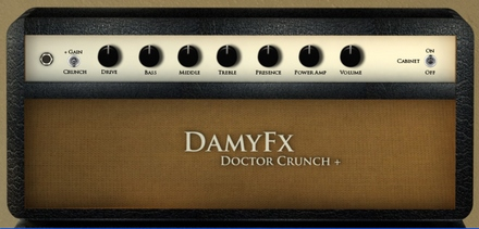 DamyFX Doctor Crunch Plus