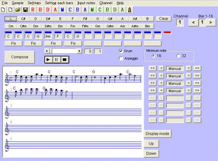 Easy Music Composer Free 9.81