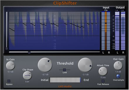 LVC-Audio Clip Shifter v 1.1