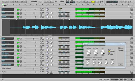 Bremmers Audio Design MultitrackStudio Lite v7.6