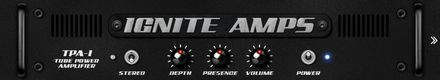 Ignite Amps TPA-1 v1.0.1