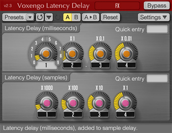 Voxengo Latency Delay 2.3
