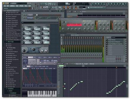 Скачать программе для монтировки звука